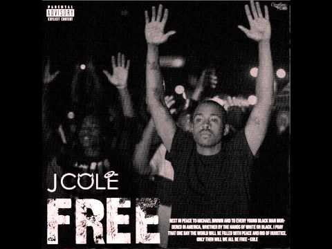 "Image of black men with their hands up - ""Be Free"" J Cole - Song Cover"