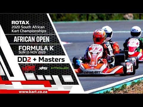 2020 SARMC African Open - Formula K - DD2 & DD2 Masters