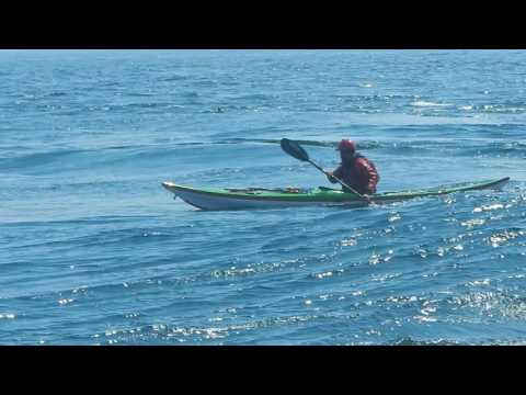 Sea Kayaking Isle of Man (Adv water training)