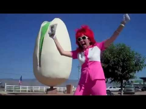 Cherry Capri Summer Fun Road Trip Giant Objects - Funny Vacation Ideas OUTTAKES