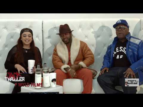 Geechi Suede (of Camp Lo) - Interview - On Jack Thriller Presents Party and Bullshit Show