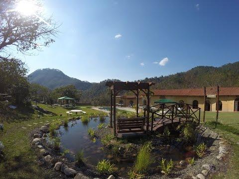 Eco-Hotel Shangrila / Caminando x Honduras.