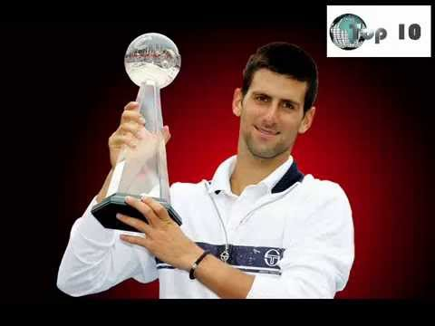Top 10 All Time Greatest tennis players (men)