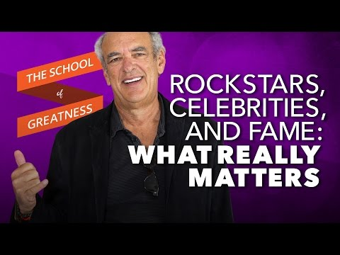 Shep Gordon on Rockstars, Fame, and Celebrities: What Really Matters with Lewis Howes