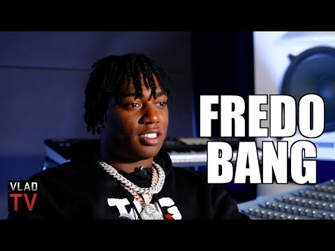 """Fredo Bang on Why He Calls Himself """"Most Hated"""", Lil Durk Doing 'Top' Remix (Part 1)"""