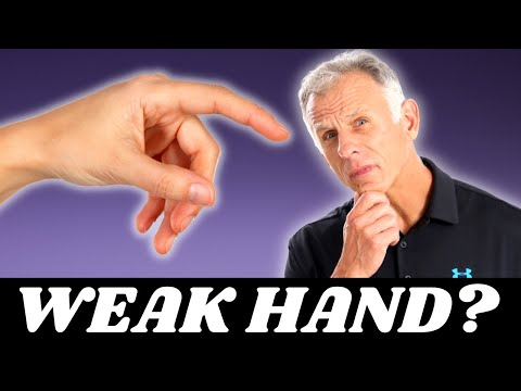 Stroke Exercises For Arm & Hand With Little To No Strength-for Home
