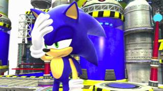 Скачать Sonic Generations Music Montage Back In Time