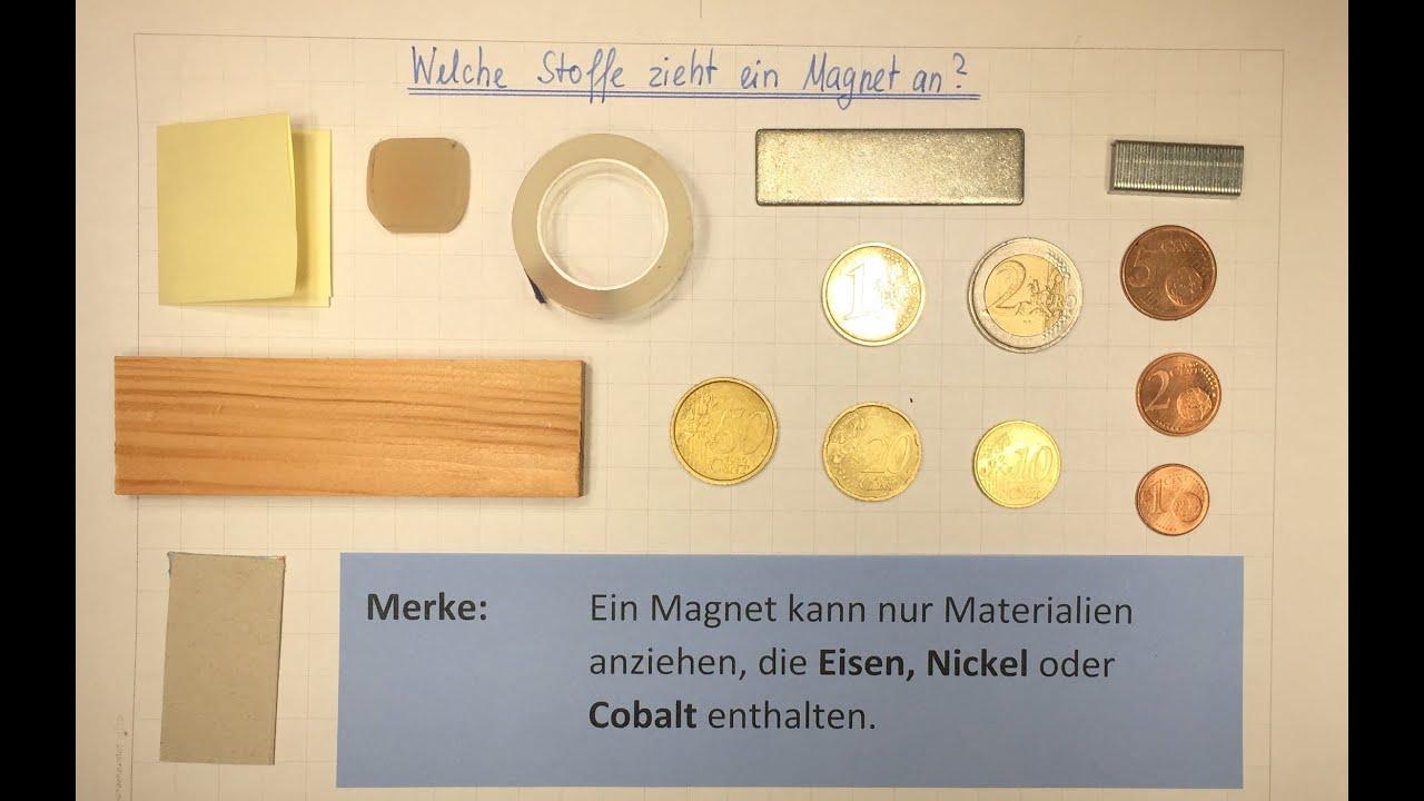 Welche Metalle Sind Magnetisch