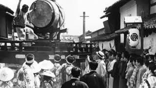 1958年 村田英雄 お借したオケの太鼓が小し長いので少しカットしました...