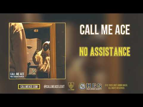 Call Me Ace - No Assistance (Official Audio) #WorkingFromHome