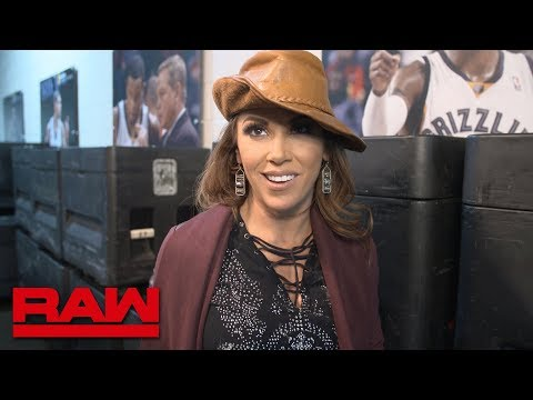 Mickie James declares for the 2019 Women's Royal Rumble Match: Raw Exclusive, Jan. 14, 2019