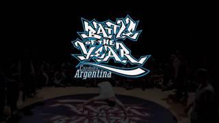 Vale ubc vs Arenita - Semifinal BGirls  battle of the year cordoba argentina