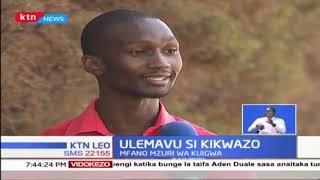 Ulemavu si kikwazo kwa Lokuta Ewoi mwenye hana mikono