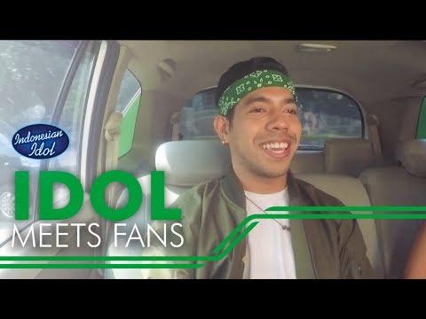 Banyak dipuji fans, Glen nervous! - Indonesian Idol 2018