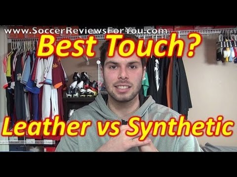Leather VS Synthetic - Which has the Best Touch?