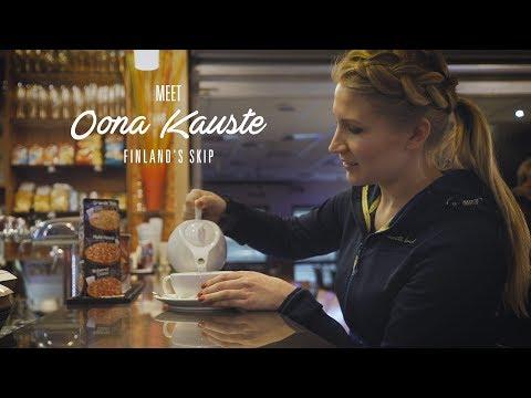 Meet the Athletes - Oona Kauste (Team Finland)