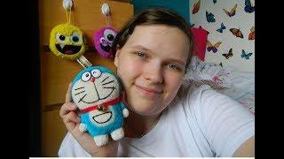 Doraemon squishy tutorial!!!