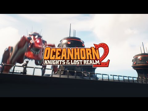 Oceanhorn 2: Knights of the Lost Realm – Story Launch Trailer