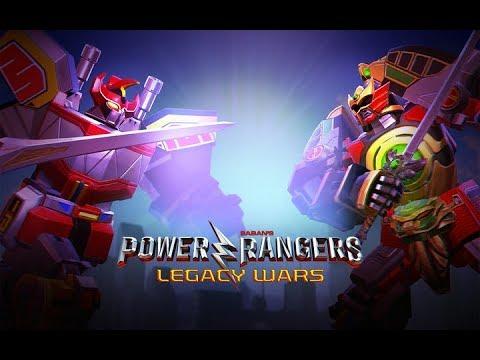power rangers legacy wars mod apk 2.5.2