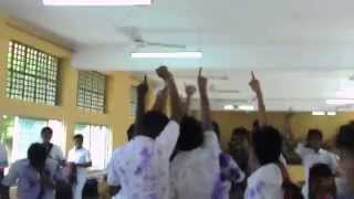 Sr Sumangala College Panadura Game over Sumangalians 2014 A/l Batch
