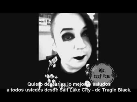 Hello Die Treffen in Buenos Aires from vISION of Tragic Black