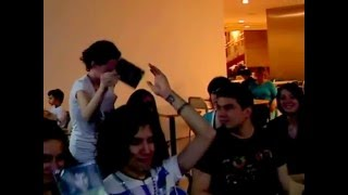 Adam Lambert Fan Meeting in Argentina, October 13th