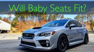 homepage tile video photo for Is the WRX STI a good DAD CAR?