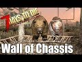 7 Days to Die - Wall of Chassis? Can a wall of Minibike Chassis Stop Zombies?