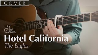 Hotel California - Eagles (Gui…