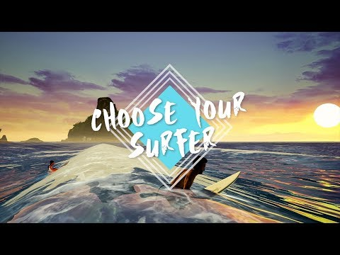 Surf World Series - Launch Trailer | Out now on PS4, Xbox One and PC