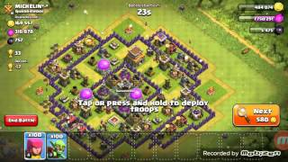 Clash of clans/waiting for town hall 9,new tree