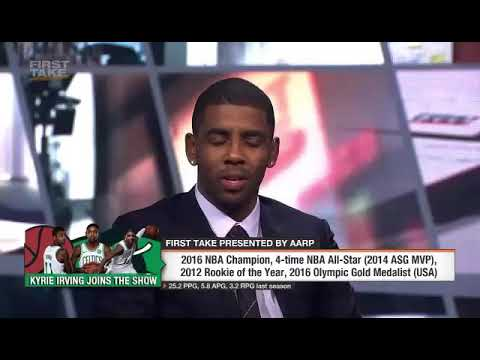 The Real Reason: Kyrie Irving Left Cleveland