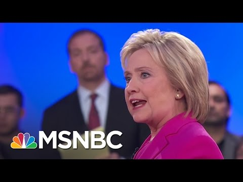 Hillary Clinton: Everyone Entitled To Same Rights, Benefits | MSNBC