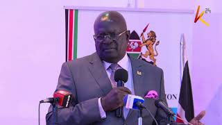Tough talking Magoha : Education officials put on notice