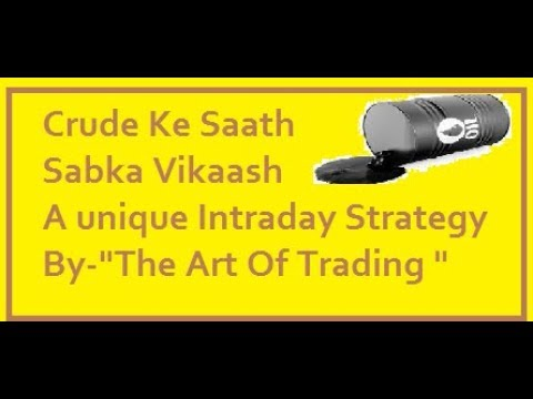 Crude Oil Safe Trading