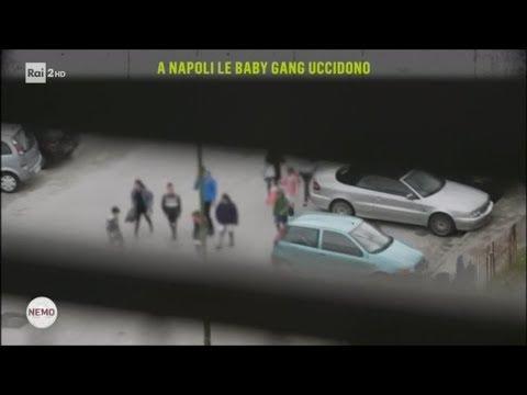 A Napoli le baby gang uccidono - Nemo - Nessuno Escluso 23/03/2018