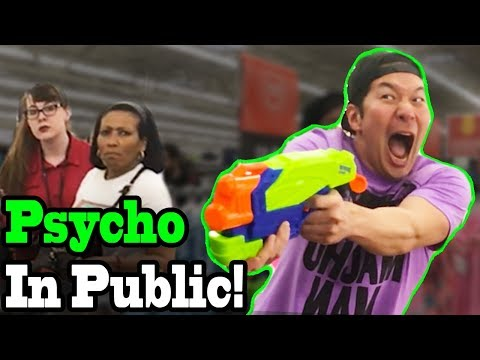 Post Malone - PSYCHO - SINGING IN PUBLIC!!