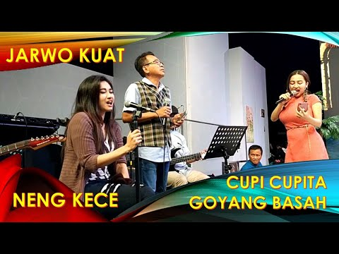 Seleb News : Neng Kece, Jarwo Kwat, Cupi Cupita Goyang Basah