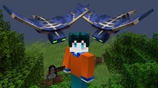 Minecraft: Superviviente VS 2 Depredadores