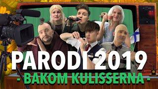 BAKOM KULISSERNA PÅ PARODIERNA - DEL 1