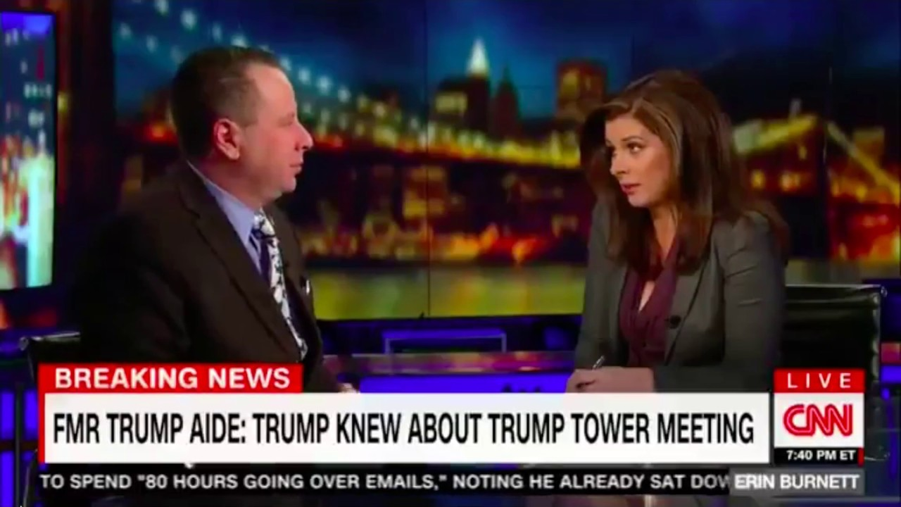 Sam Nunberg on Mueller, His Media Spree, and His Message for Trump