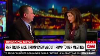 CNN host asks former Trump campaign aide Sam Nunberg if he drank alcohol before on air interview