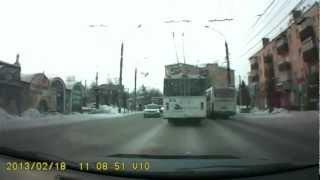 Аварии и ДТП февраль 2015 неделя 4   Russian Road Rage