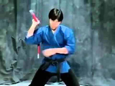 Dậy múa côn nhị khúc   YouTube