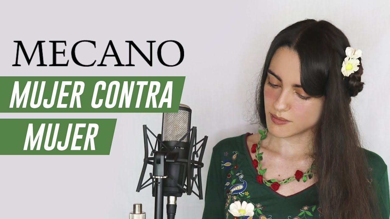 Mecano - Mujer contra mujer 👩❤️👩🌈(cover @Miree y @Guitar Logic)