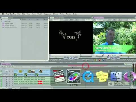 Final Cut Studio: Pro Workflows - 05. Motion to FCP