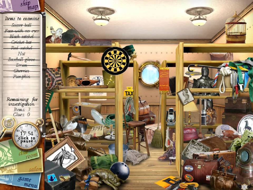agatha christie death on the nile game play free online
