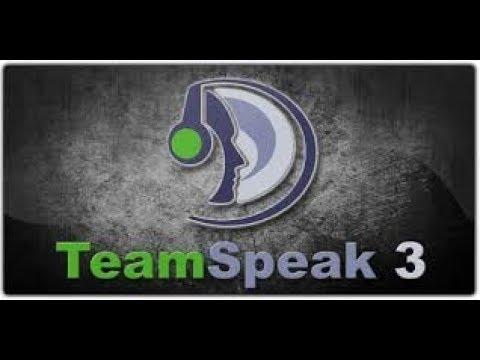 TeamSpeak 3 Profesyonel Oda Ayarlama