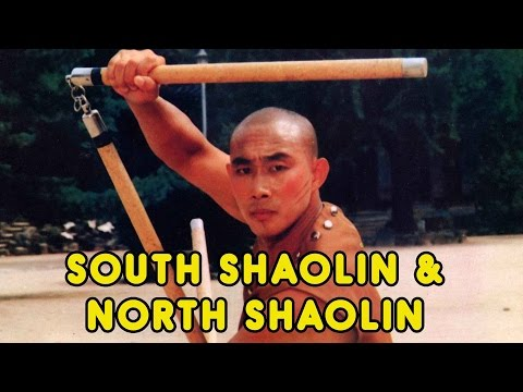 Wu Tang Collection -  South Shaolin and North Shaolin