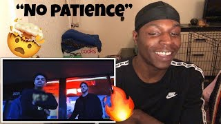 "CashMoneyAp ""No Patience"" (feat. Polo G & NoCap)(Official Muisic Video) REACTION"